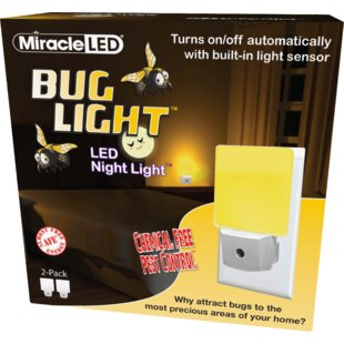 Miracle LED Indoor Night Light (Set of 4)