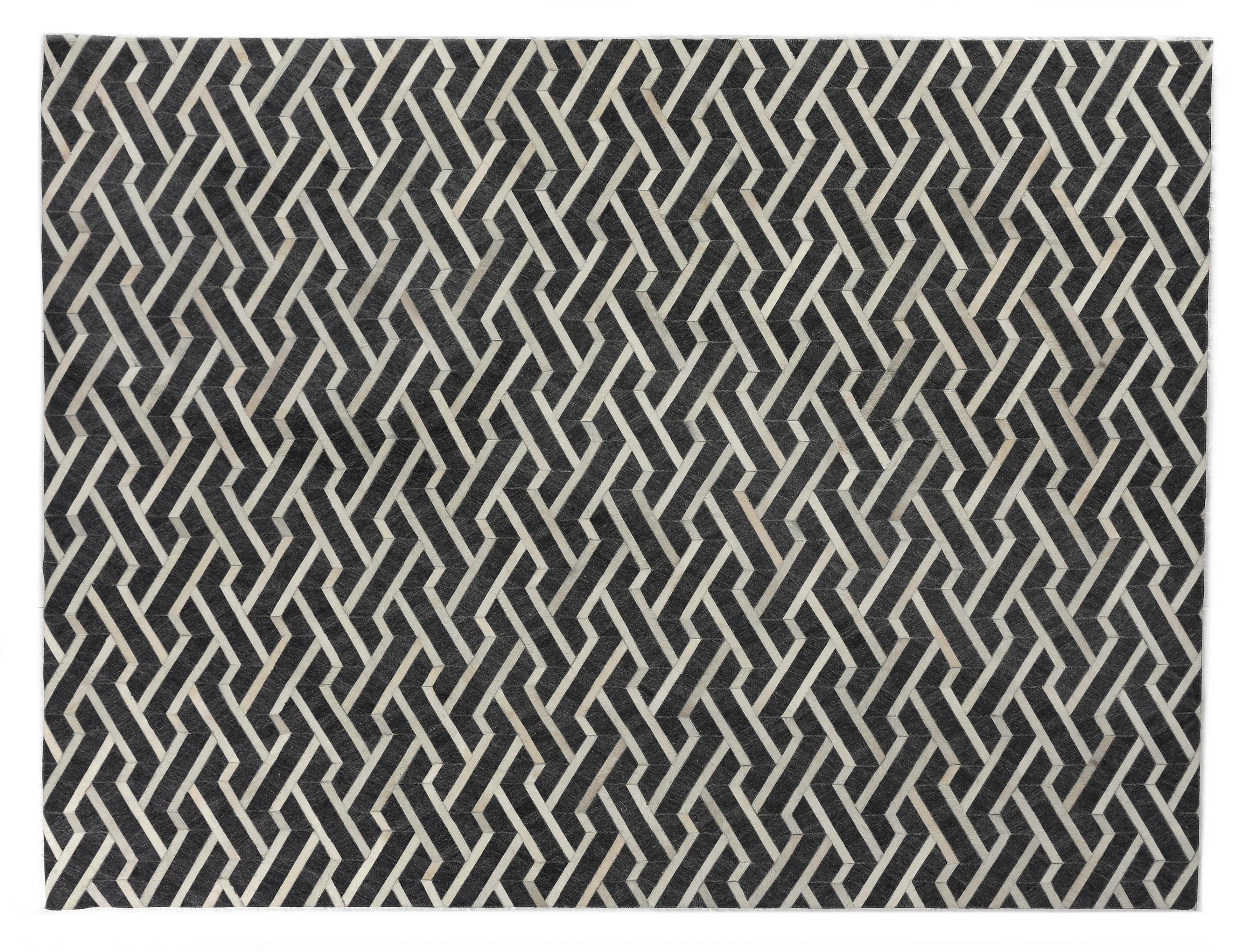 Exquisite Rugs Berlin Charcoal Ivory Area Rug Wayfair