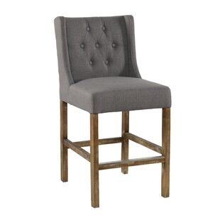 Review Sixtine Bar & Counter Stool by Lark Manor
