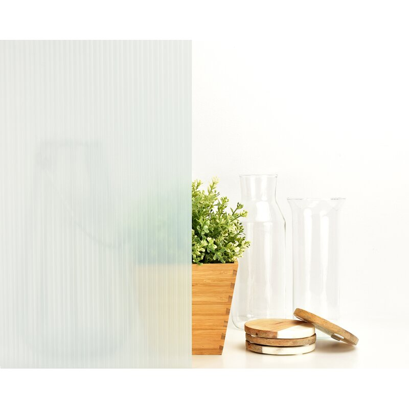 decorative glass block borders for a shower wall or windows.htm orren ellis privacy window film   reviews wayfair  orren ellis privacy window film