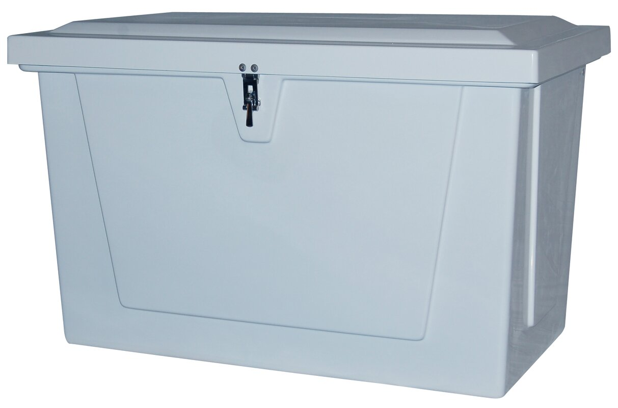Better Way Products Plastic Deck Box