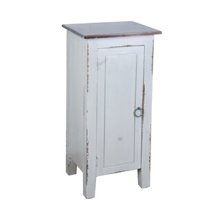 Ally 1 Door Accent Cabinet by August Grove