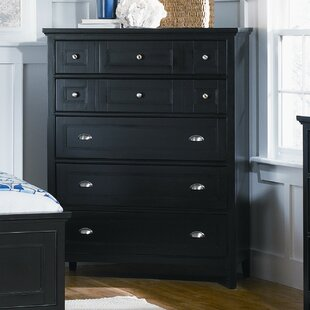 Janssen 5 Drawer Chest by Darby Home Co