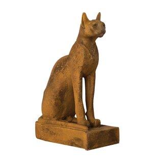 OrlandiStatuary Animals Egyptian Cat of Bastet Statue