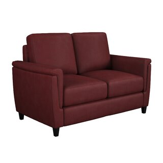 Altimo Leather Loveseat by Westland and Birch SKU:CE394089 Reviews