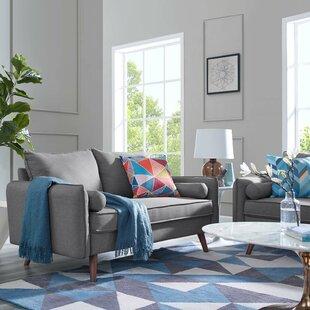 Modern White Living Room Sets | AllModern