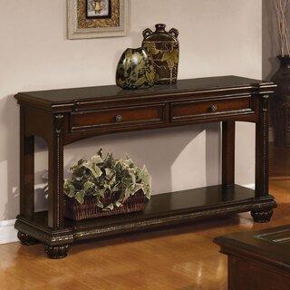 Wentz Console Table by Astoria Grand SKU:BC433116 Description