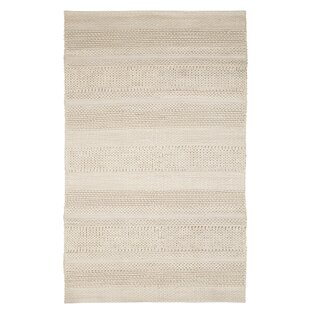 Hand Woven Wool Natural Area Rug by EQ3
