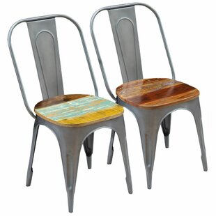 Margarett Solid Wood Dining Chair (Set Of 2) By Williston Forge