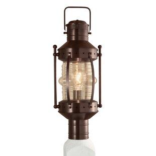 Juliette Outdoor 1-Light Lantern Head by Breakwater Bay
