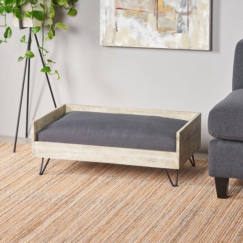 Mid Century Modern Dog Sofa Bed