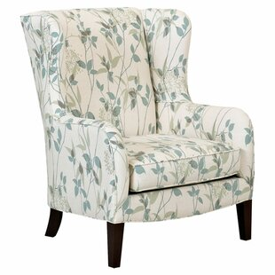 Penny Wingback Chair By Klaussner Furniture