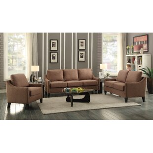 Bracken 3 Piece Living Room Set