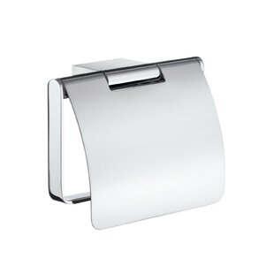 Air Wall Mounted Toilet Paper Holder by Smedbo