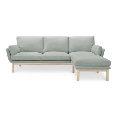 Modern L Shaped Right Facing Sectionals Allmodern