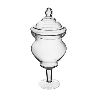 Large Candy Buffet Apothecary Jar