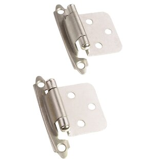 Traditional Cabinet Overlay Hinge (Set of 25)