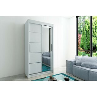 2-Door Swing Door Cabinet By Ebern Designs