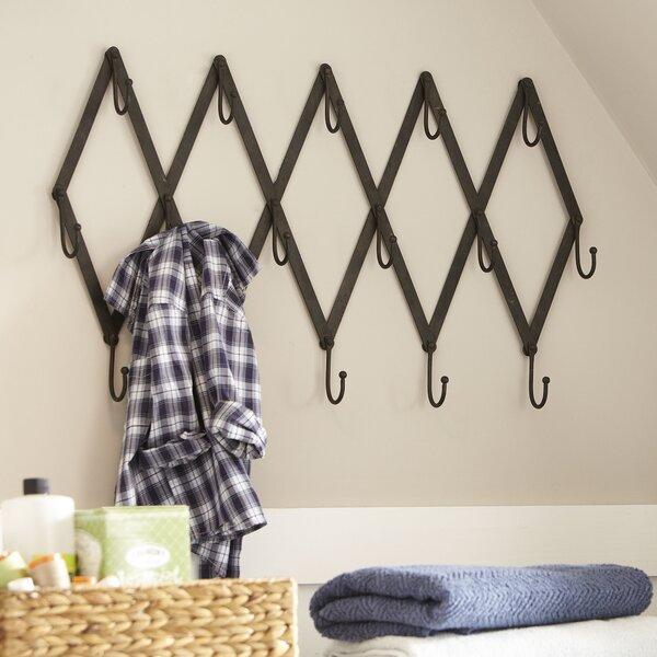 novelty coat hooks wall mounted gallery of accordian rack