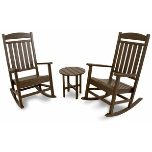 Classics 3-Piece Rocking Chair Seating Set