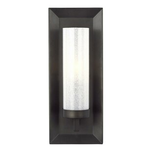 Buying Triton Outdoor Sconce By Brayden Studio