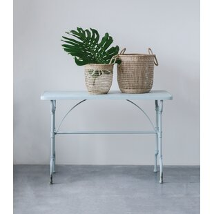 Blankenship Metal Console Table