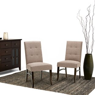 Bostrom Deluxe Upholstered Dining Chair (Set of 2)