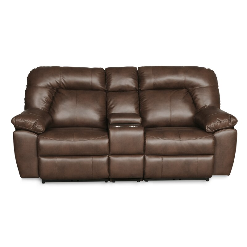 Amazing Bolles Dual Console Reclining Sofa