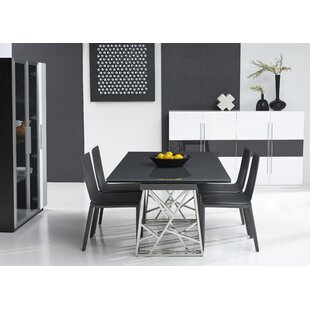 Bellini Modern Living Borg Dining Table