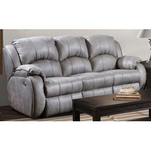 Cagney Reclining Sofa by Southern Motion