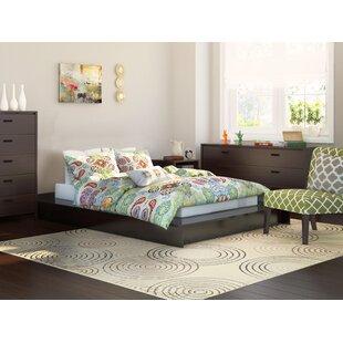 Delvale Platform Bed by Ebern Designs