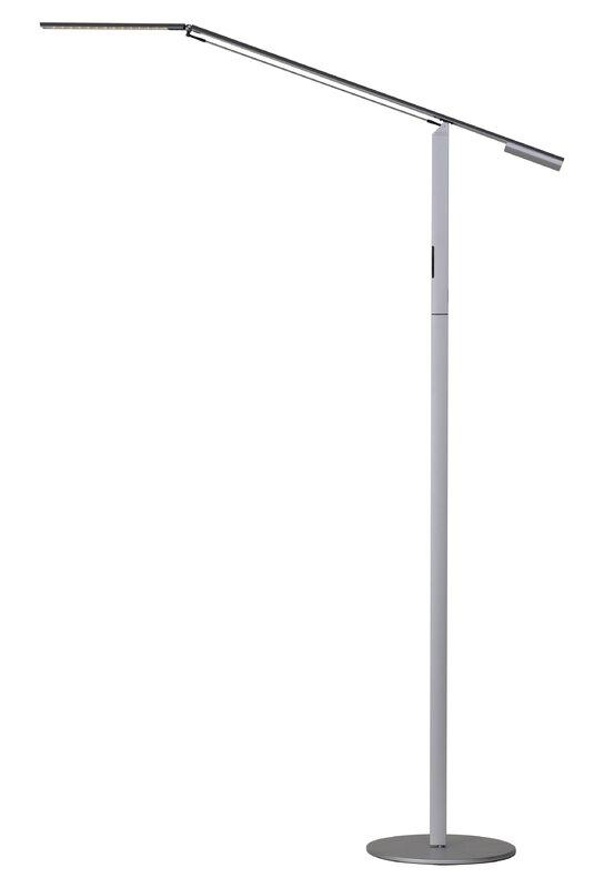 Equo 4475 led task floor lamp reviews allmodern equo 4475 led task floor lamp mozeypictures Image collections