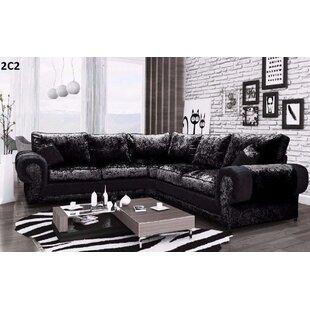Levin Reversible Corner Sofa By Willa Arlo Interiors