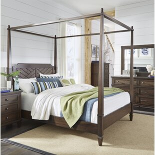 Reviews Smotherman Canopy Bed by Bay Isle Home Reviews (2019) & Buyer's Guide
