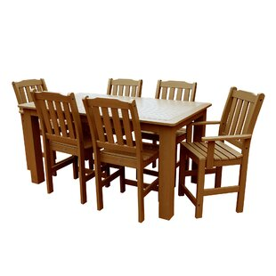 Buyers Choice Phat Tommy 7 Piece Dining Set
