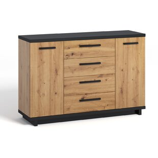 Ines 4 Drawers Combi Chest By Ebern Designs