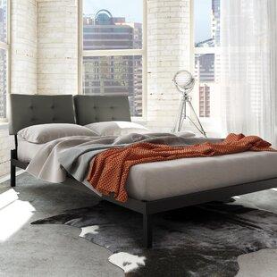 Latitude Run Maxton Upholstered Platform Bed