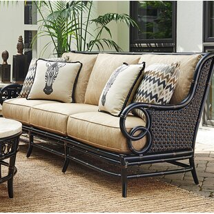 Marimba Patio Sofa with Cushions