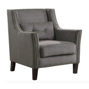 Kinkade Armchair by Alcott Hill