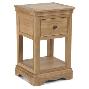 Rum Side Table By August Grove