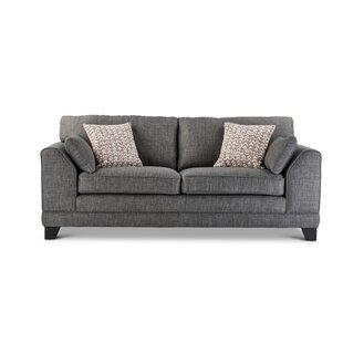 Nisha 3 Seater Sofa By Ebern Designs