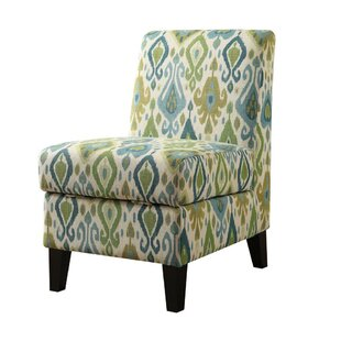 Affordable Price Pieper Living Room Slipper Chair with Hidden Storage by One Allium Way