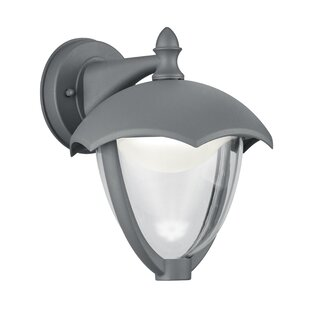 Ashby 1-Light Outdoor Sconce By Marlow Home Co.