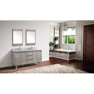 Fiona 61 Double Bathroom Vanity by Langley Street