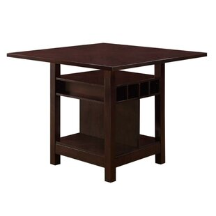 Waterton Wooden Pub Table