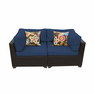 Medley Patio Loveseat with Cushions