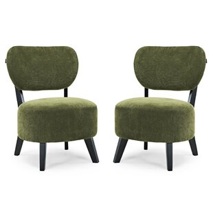 Klinger Slipper Chair (Set of 2)