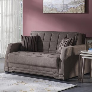 Latitude Run Lieb Convertible Sofa