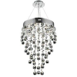 Deidamia 7-Light Crystal Chandelier