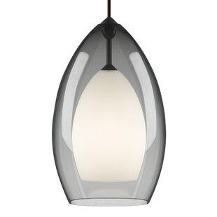 Tech Lighting Fire Grande 1-Light Cone Pendant